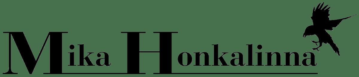 Mika Honkalinnan, luontovalokuvaaja-kirjailijan logo